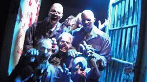 full the walking dead haunted house at halloween horror nights