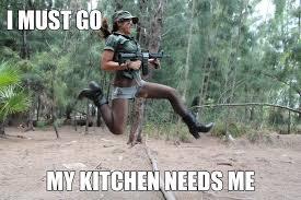 Woman Kitchen Meme - epic pix â like 9gag â just funny â kitchen awaits