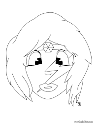 prince head coloring pages hellokids com