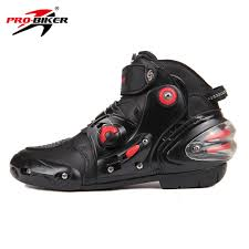 comfortable biker boots motorcycle shoe promotion shop for promotional motorcycle shoe on
