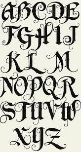 imagenes letras goticas nombres pin de lesly roque en letras goticas pinterest letra gotica