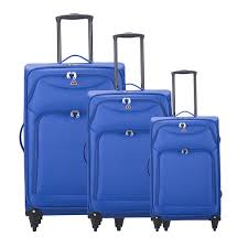 ultra light luggage sets inusa light fi ultra light spinner 3 pc luggage set jcpenney