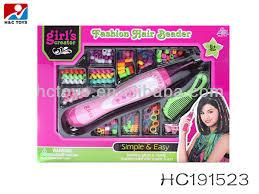 fashion hair beader fashion diy jewelry bead kit set magic hair beader