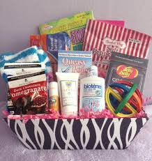 chemo gift basket women s small chemo basket gift basket ideas and wrapping ideas