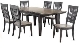 cochrane dining room furniture cochrane beach house leg dining table w 1 18 self storing leaf