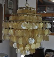 pearl chandelier mid century of pearl chandelier by arturo pani for verner