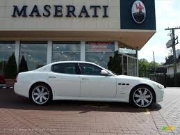 2016 maserati granturismo white 2010 maserati quattroporte s in white 052282 chicagosportscars