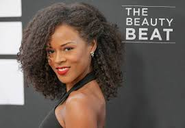 empire the television show hair and makeup the beauty beat serayah mcneill shares her curly hair secrets and