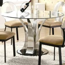 72 inch glass dining table decorative large round glass dining table seats 8 16 big chairs 72
