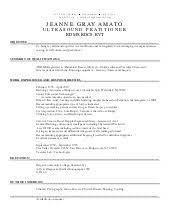 Sonographer Resume Sample by Cardiovascular Tech Resume