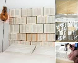 Upcycle Old Books - best 25 book headboard ideas on pinterest diy headboard books