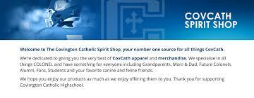 catholic merchandise covington catholic spirit shop