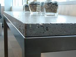 Concrete Kitchen Countertops Kitchen Countertop Materials Concrete Countertops Pros And Cons