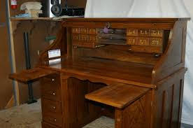Small Oak Roll Top Desk Antique Oak Roll Top Desks For Sale Antique Furniture
