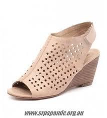 womens boots melbourne walnut melbourne geri wedge black s shoes 1974833
