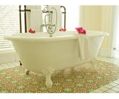 Bathtub Reconditioning How To Clean Iron Stains From Acrylic Tub U0026 Shower House U0026 Home