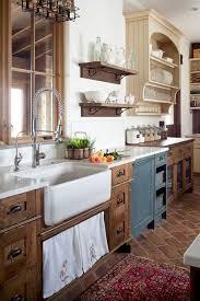 Rustic Kitchen Sink Rustic Kitchen Sink Farmhouse Style Ideas 41 Decorapatio
