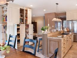 traditional kitchen with added storage cyndi haaz hgtv what was the biggest issue the design addressed