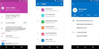 outlook web app android microsoft updates outlook for ios and android and says it s