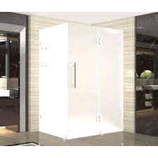 Frosted Frameless Shower Doors by Frosted Glass Shower Doors Maybehip Com
