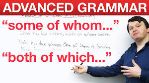 advanced english grammar adjective clauses quantifiers youtube