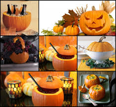 glowing outdoor halloween party decoration ideas with handmade