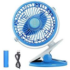 Desk Fan Small Bestfire Clip On Mini Desk Fan Clip And Table Fan