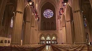 National Cathedral Interior Washington National Cathedral Cathedral Washington District Of