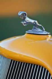 1933 dodge ram ornament photograph by reger