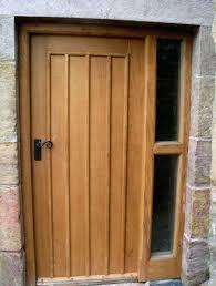 Solid Timber Front Doors by Front Doors Gorgeous Oak External Front Door For Great Looking