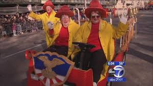 macys thanksgiving day parade abc7ny