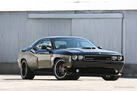 Dodge Challenger 2011 - the cars of