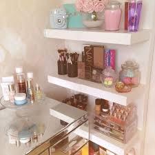 Makeup Bathroom Storage Makeup Bathroom Shelves Nobailout Org
