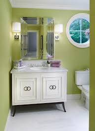Paint Colors For Powder Room - powder room paint colors powder room traditional with lime green