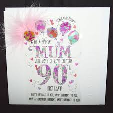 mum 90th birthday cards winclab info