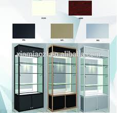wood and glass cabinet acrylic showcase wood and glass cabinet whisky cosmetic display
