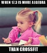 Crossfit Open Meme - tips tricks open 17 3 peanut butter kait