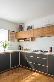 Diy Plywood Cabinets Islington Kitchen By Uncommon Projects 15 Jpg Kitchen