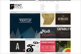 fontfolio is a free wordpress theme by dessign net