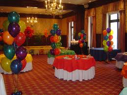 Brilliant  Decorating A Room For A Party Design Inspiration Of - Birthday decorations at home ideas