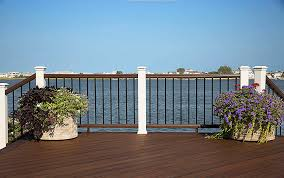 Ideas For Deck Handrail Designs Deck Railing Ideas Railing Designs U0026 Pictures Trex