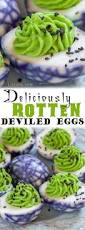 easy halloween party appetizers deviled eggs 8 ways spider