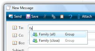 membuat grup kontak di yahoo mail create contact groups in windows live mail