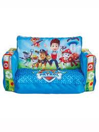 buy paw patrol flip sofa kids u0027 chairs range tesco