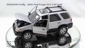 Ford Escape Suv - 22463s 4d welly 2005 ford escape suv 124 scale diecast wholesale