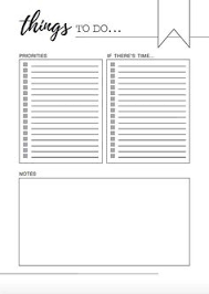 free printable to do list for office free checklist page printout this is a perfect printable to add