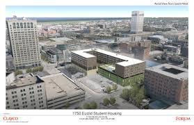 student housing project could replace former jewish federation of