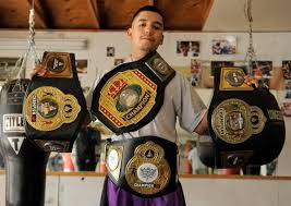 Backyard Brawlers Denver Boxer Louie Byrd On Fast Track To London Olympics U2013 The