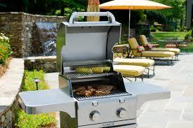 saber grills on the pool deck jpg