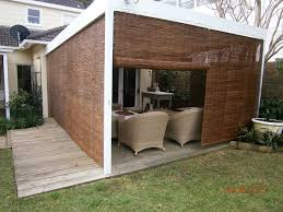 bamboo blinds for patio outdoor goods